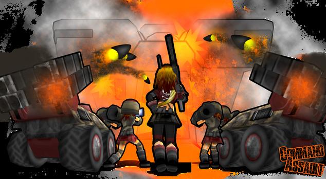 Command Assault Siege