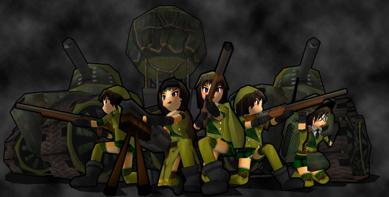 CA: Industrial Warfare Mod Loading Screen by DelphaDesign