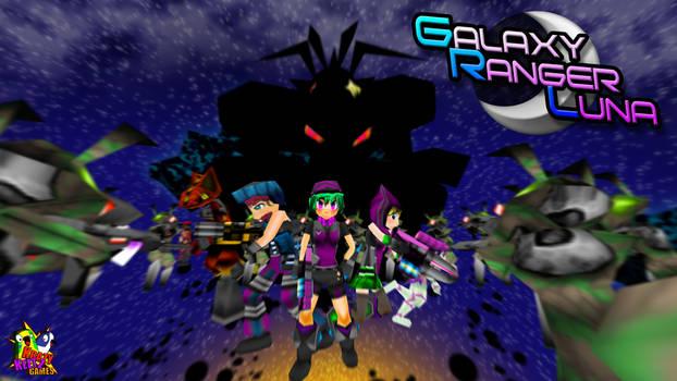 Super Galaxy Ranger Luna