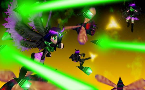 Seraphim Battle