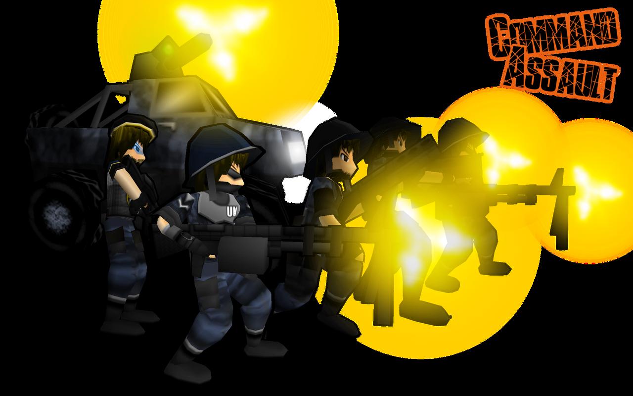 Command Assault Union1