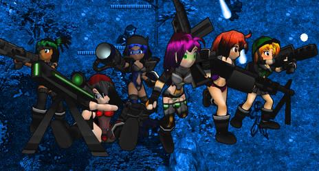 2D Mobile RTS Concept