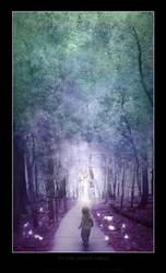 TO THE FOREST ANGEL by frail