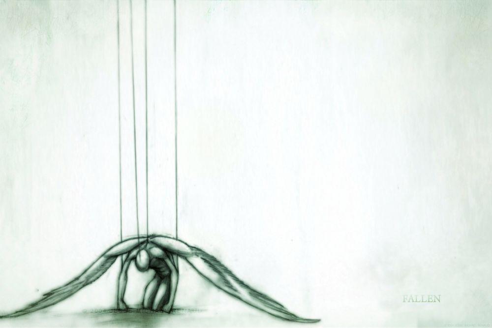 FALLEN by frail