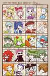Happy Tree Friends Anime Cual de ellos prefieres
