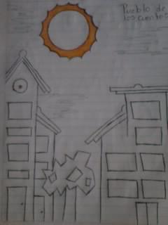 Pueblo de los cuentos by Battagua