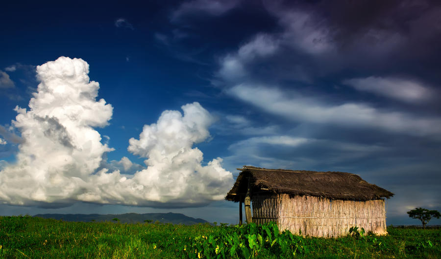 The World Through my Window by ThauChengCha