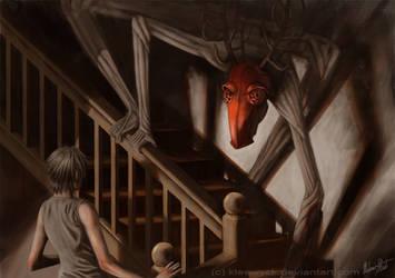 Red Mask by KleeWyck