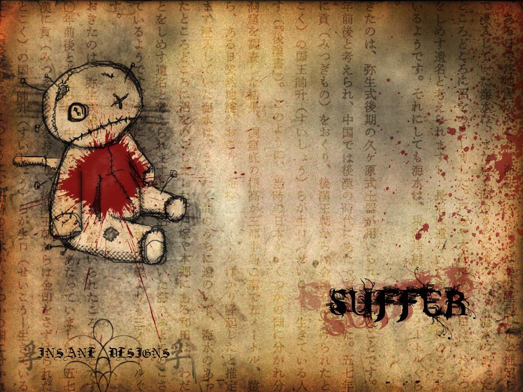 Suffer by unikguyraj