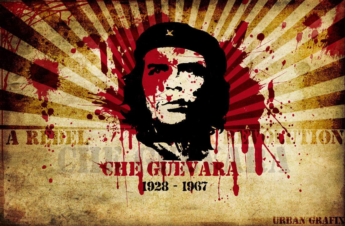 Che Guevara by unikguyraj