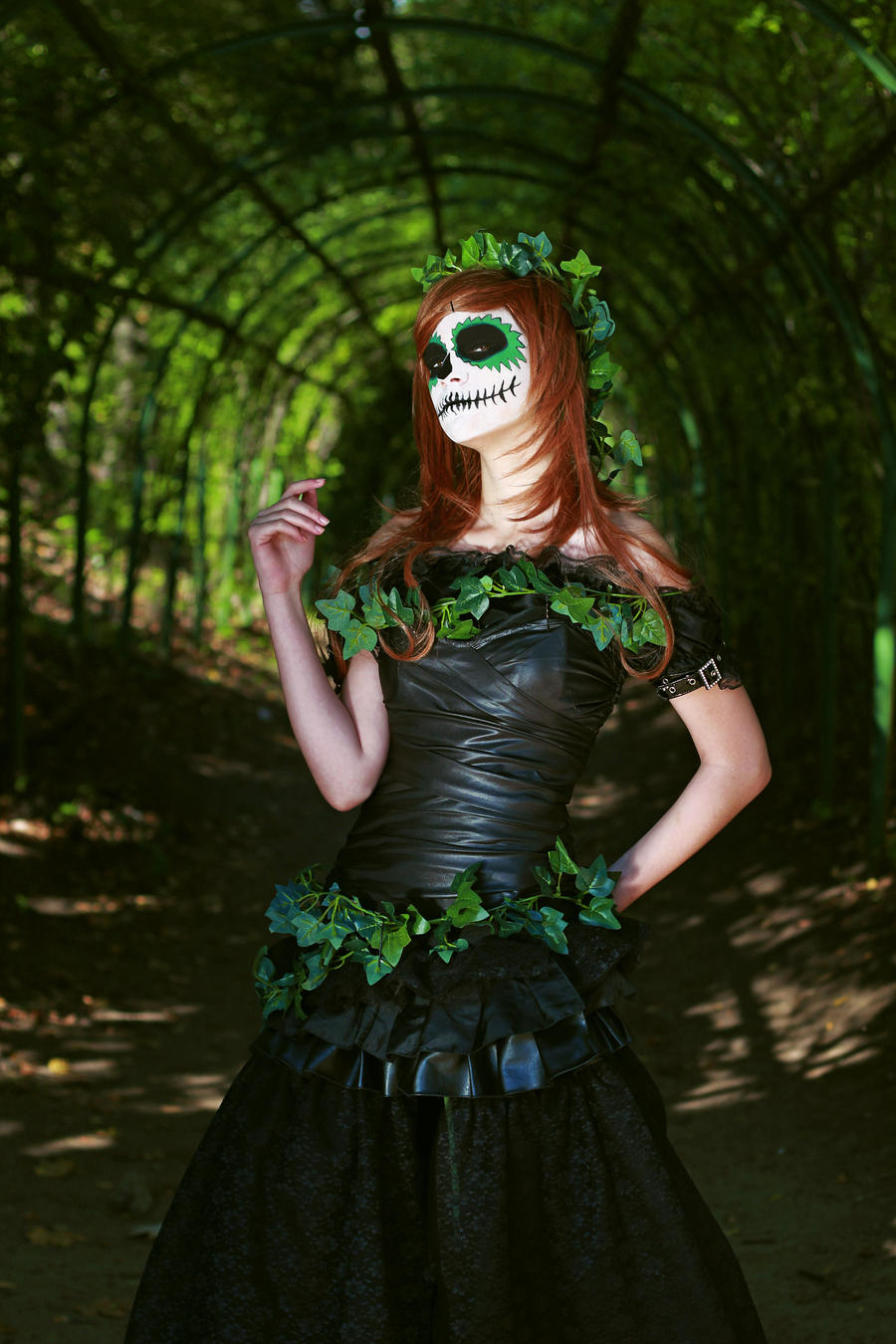 Calavera by LuckyStrike-cosplay