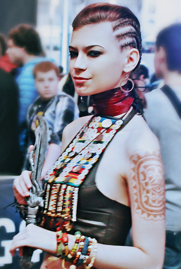 citra talugmai far cry 3 cosplay by luckystrikecosplay