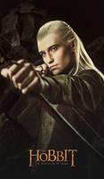 Legolas 2 - The Hobbit cosplay (test)