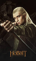 Legolas 2 - The Hobbit cosplay (test) by LuckyStrikeCosplay