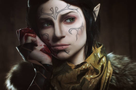 Merrill 3 - Dragon Age II cosplay by LuckyStrikeCosplay
