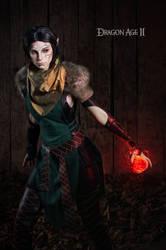 Merrill 4 - Dragon Age II cosplay