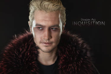 Cullen - Dragon Age Inquisition cosplay by LuckyStrikeCosplay