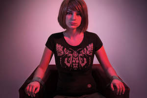 Max in the Dark Room 1 - Life is Strange cosplay