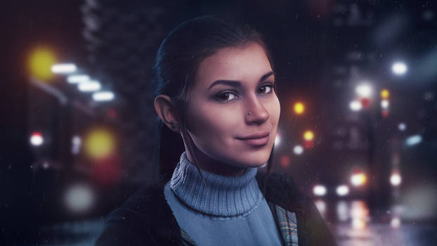 Zoe - Dreamfall Chapters cosplay by LuckyStrikeCosplay