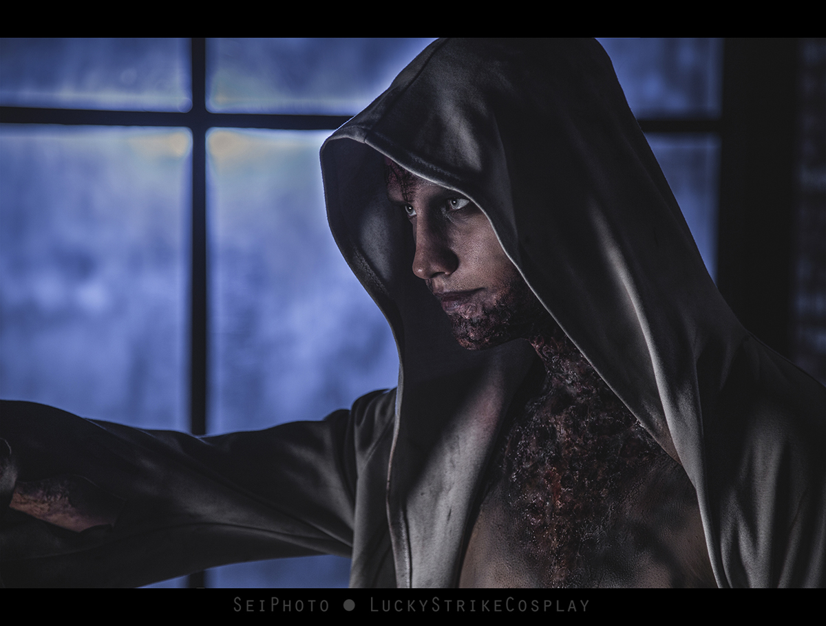The Evil Within Cosplay By LuckyStrikeCosplay On