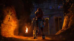 Aloy - Horizon: Zero Dawn cosplay
