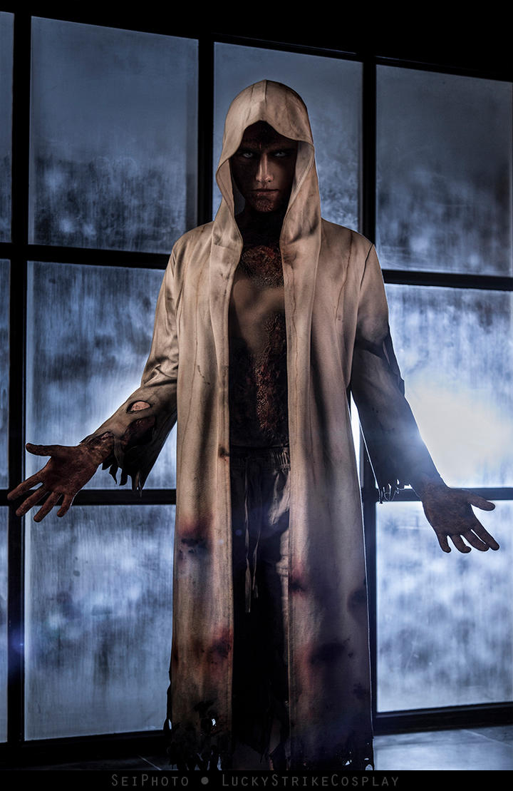 The evil within cosplay