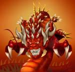 Evil Mir Dragon