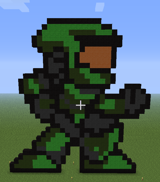Master Chief by WolfieUnderwood on DeviantArt
