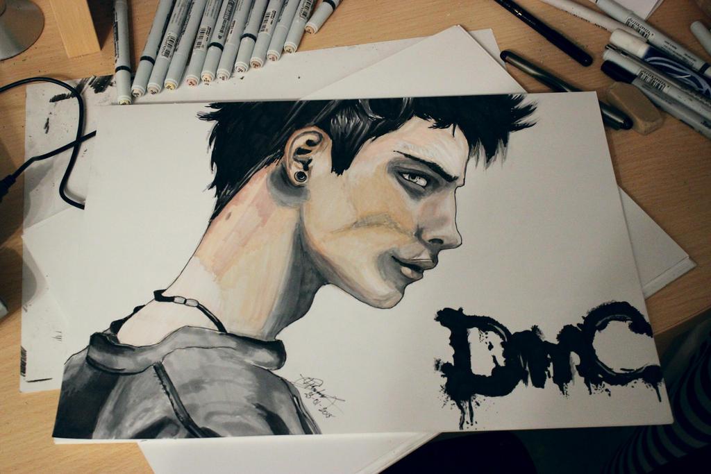 Dante by Plamen777