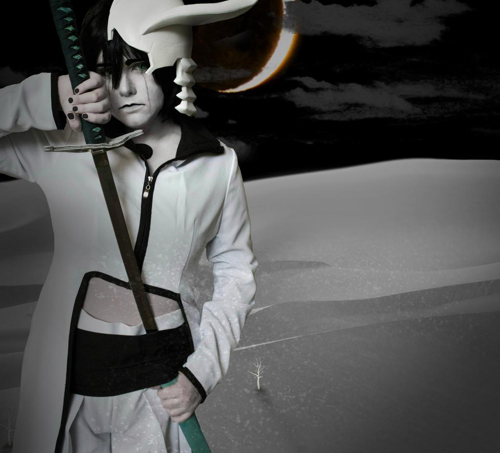 Ulquiorra Schiffer cosplay by HimeKagamine on DeviantArt Ulquiorra Cosplay