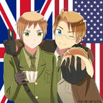 APH : England and America