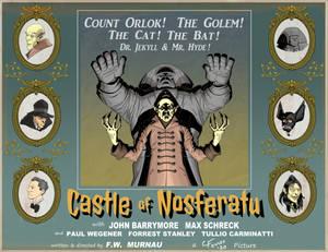 Castle Of Nosferatu