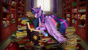 Twi and books
