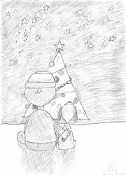 What Christmas is about, Charlie Brown by TaeKwonDoMonk