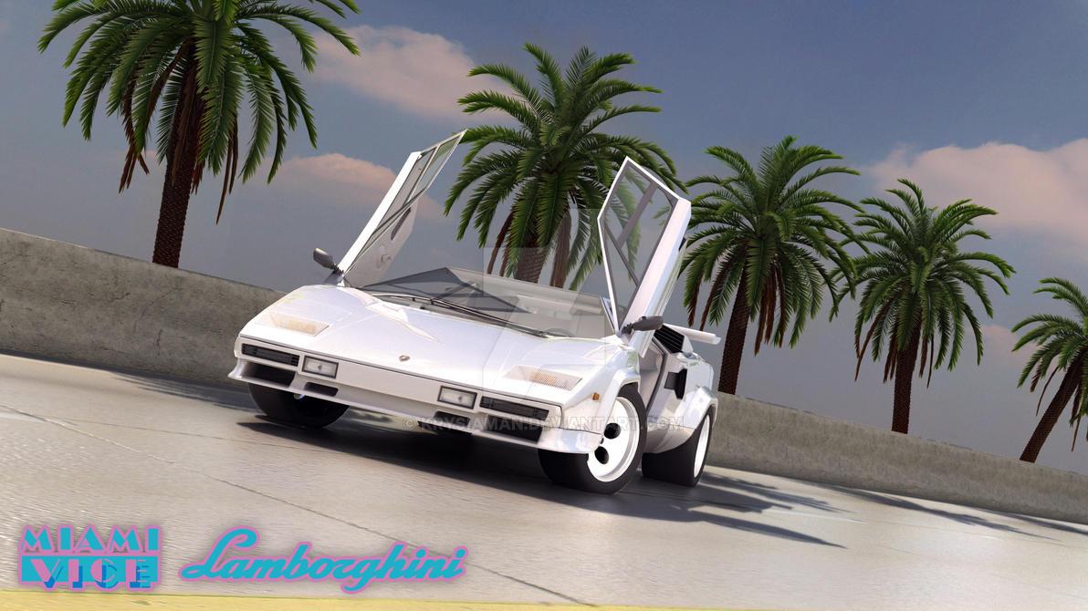 Lamborghini Countach 5000s By Krysiaman On Deviantart