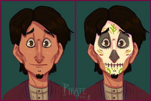 Hector (from Coco) by Pirate-Lvl-1