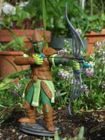 Sagittarian Ranger by ApricotProductions