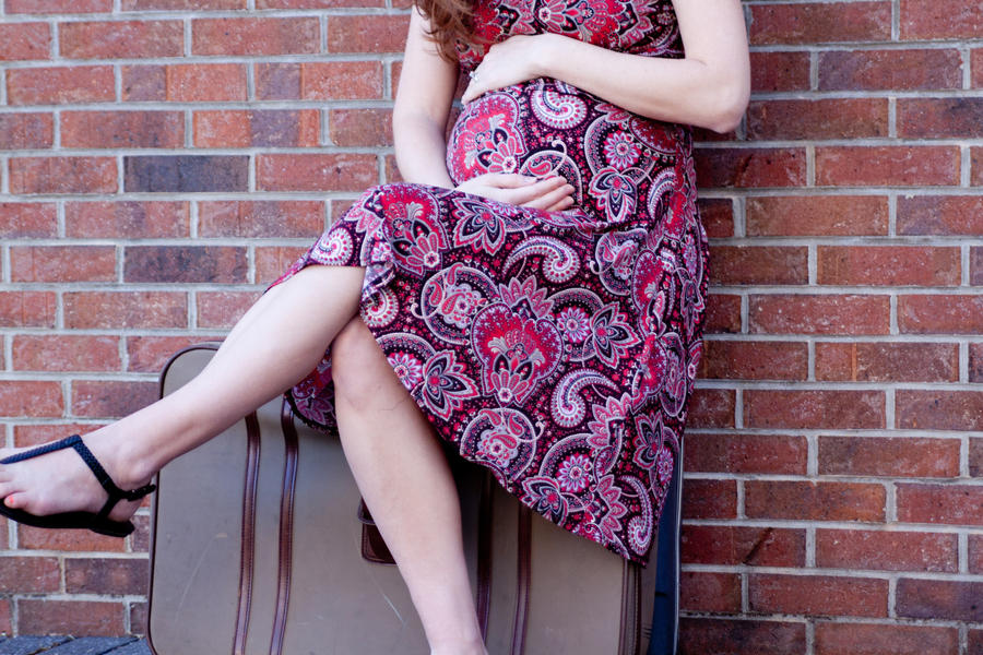 Melanie Maternity 03 by mynameissparks