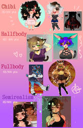 Prices~ 2019 by angel-kirara-RB