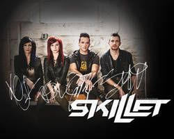 Skillet by LadyKayla2011