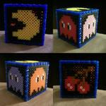 Pacman Piggy Bank