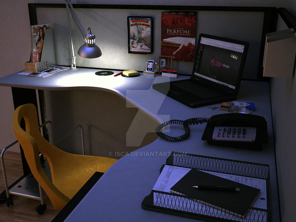 Office - img1 by isca