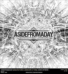 ASIDEFROMADAY LP COVER ART