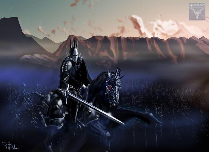 Black Knight by egilpaulsen