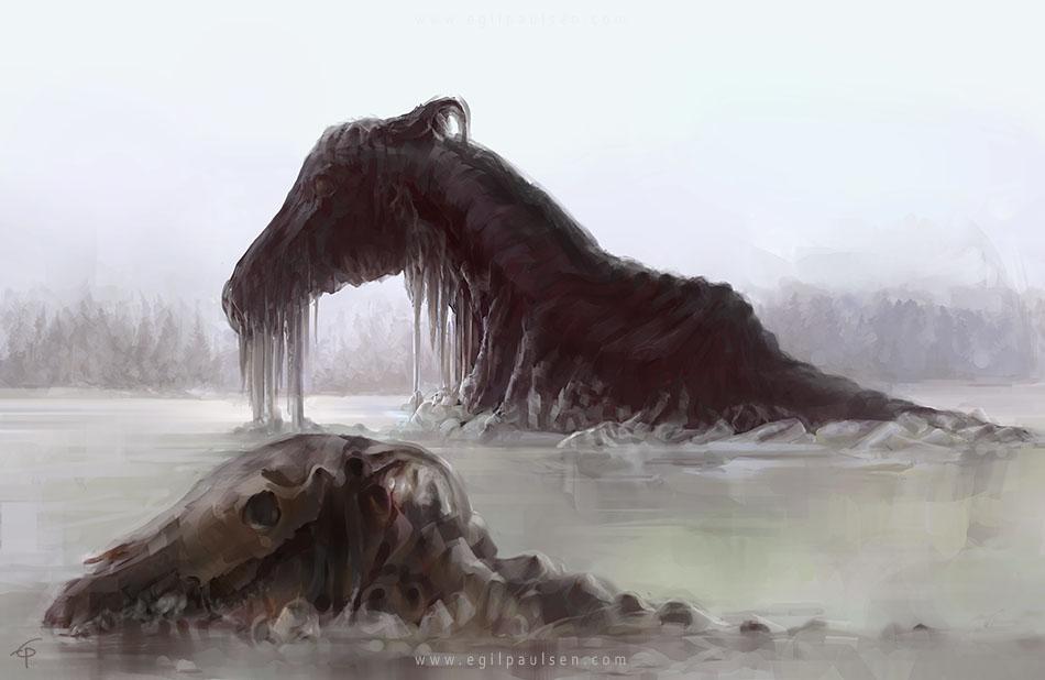 Dead horses by egilpaulsen