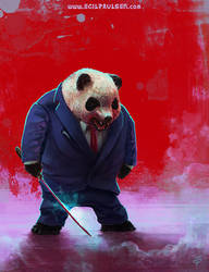 Mad Panda by egilpaulsen
