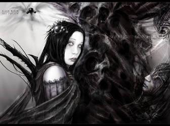 Black Widow by egilpaulsen