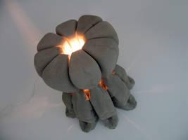 Lamp Sculpture side view by egilpaulsen