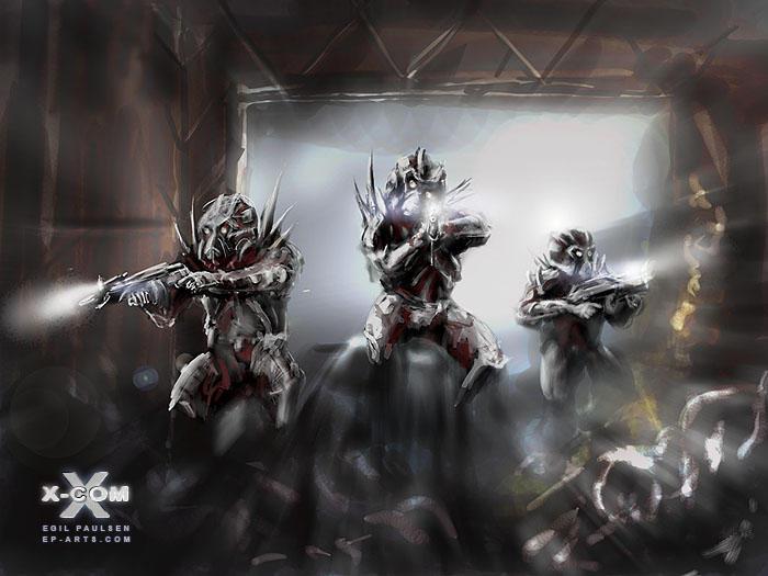 DeviantArt: More Like x-com apocalypse by egilpaulsen