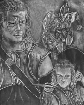 Troy Featuring Achilles